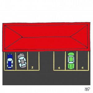 posti auto